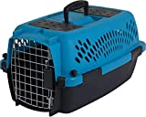 Aspen Pet Porter Heavy-Duty Pet Carrier,Breeze/Black,UP TO 10 LBS