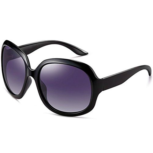 MOTINE Oversized Women's Polarized Sunglasses Fashion Sunglasses UV400