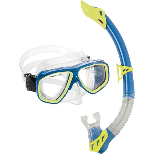 Cressi Kids Snorkeling Equipment for Snorkeling and Swimming   Rocks Combo