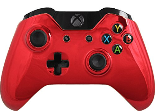 roller Special Edition Red Chrome Controller ()