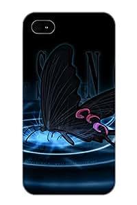 Fashion BmUiXS-987-xvEEo Case Cover Series For Iphone 4/4s(Anime Bleach)