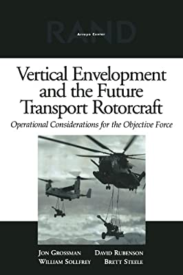 Vertical Envelopment and the Future Transport Rotorcraft: Operational Considerations for the Objective Force by Rand Publishing