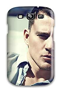 Hot Design Premium ZjmyVDe9804YSrYj Tpu Case Cover Galaxy S3 Protection Case(channing Tatum)