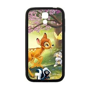 chen-shop design Lovely deer butterfly rabbit squirrel Cell Phone Case for Samsung Galaxy S4 high XXXX