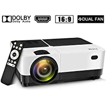 Wsky 2020 Newest Video Projector