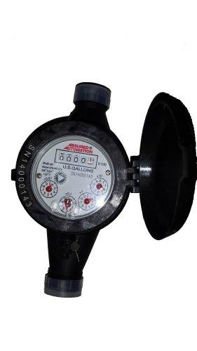 "Assured Automation WM-PC Series Plastic Water Meter 1 1/2"""