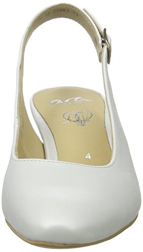Offwhite ARA Padua Pumps Damen Weiß xx4XIq
