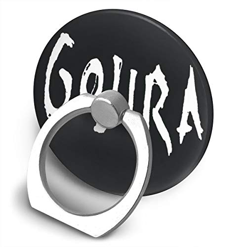 MPMNVCF Gojira L'Enfant Sauvage Cell Phone Ring Holder, 360°Rotation Finger Ring Stand Phone Ring Grip for iPhone X/8/8 Plus, Galaxy S9/S9 Plus and Almost All Phones, Smartphones Or Tablets