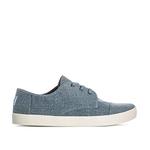 aker Slate Blue Coated Twill 8 D US ()