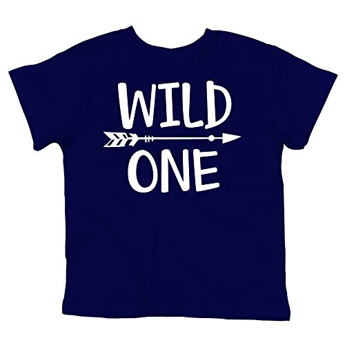 Wild One 1st Birthday Shirt for Boys Wild One Birthday Boy Shirt Smash Cake Shirt Boys 1st Birthday Outfit Navy