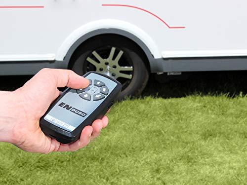 41RuQtNETXL Enduro 11825 Caravan Rangierhilfe, halbautomatisch mit Kettengetriebe, EM203 & 16609 Batterieladegerät AS1210
