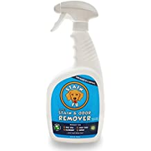 Pro Strength Carpet Odor & Stain Remover by Stain Fu - Works like Magic in a Bottle on tough urine feces vomit and even red wine too! 24 fl.oz