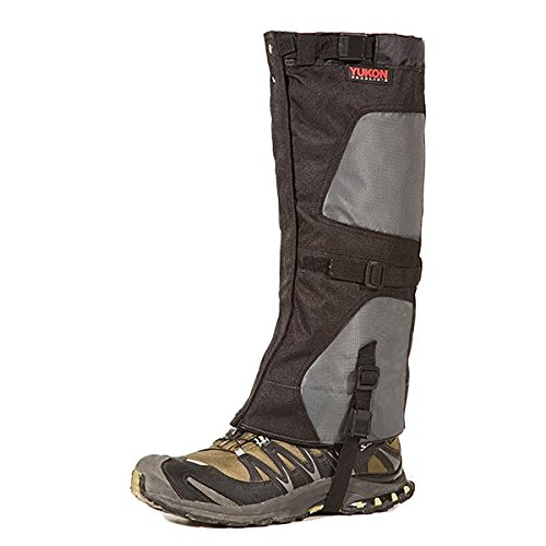 Yukon Charlies Stay-Dri Gaiters Snowshoe, Medium/Large