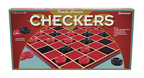Family Classics Checkers - http://coolthings.us