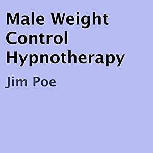 Male Weight Control Hypnotherapy Audiobook