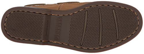 Sperry Top-sider Mens Mako 2-eye Canoa Moc Allacciata Rovere