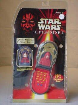 STAR WARS EPISODE I, Queen Amidala Compact Phone