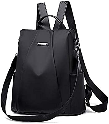Anti-theft Oxford Backpack Women School Teenager Girl Travel Shoulder Bags