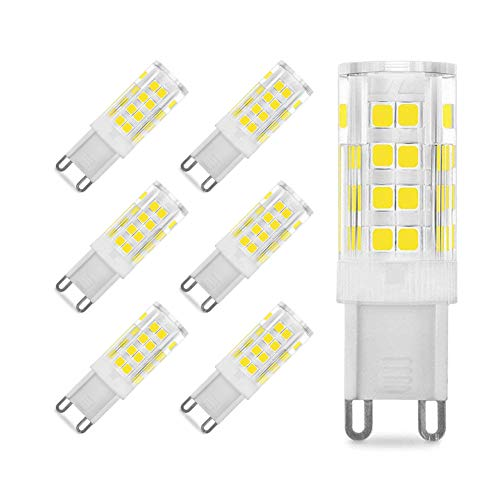 Used, G9 led Light Bulbs, 5W LED G9 Bulb Lighting Equivalent for sale  Delivered anywhere in USA