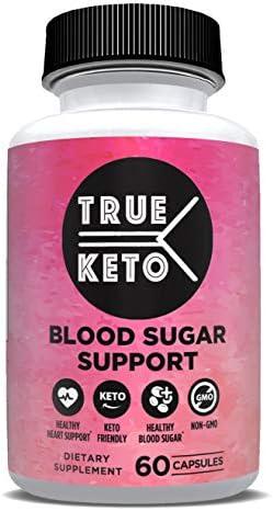 TRUE KETO Supplement Capsules Cholesterol product image