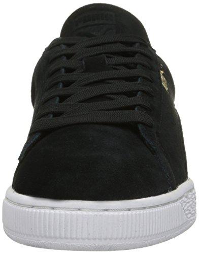 Puma Hombre Ante Classic Debossed Q3Fashion Sneaker Puma Black