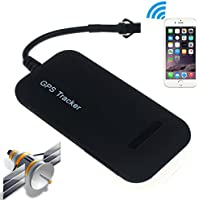 LtrottedJ Car Vehicle GPS Tracker Tracking, Device Realtime GPS/GPRS/GSM Locator