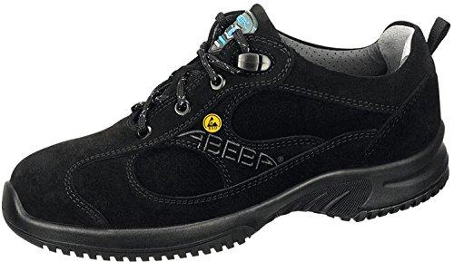 Abeba 36711-46 Uni6 Chaussures bas ESD Taille 46 Noir
