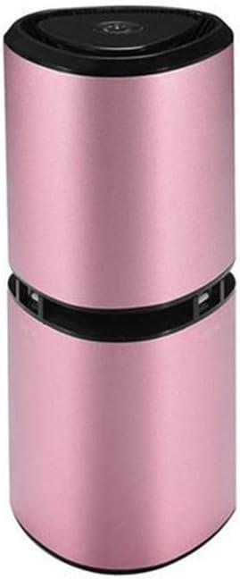 Aleación De Aluminio Tipo De Purificador De Agua Para Coche Taza De Agua, Barra De Oxígeno De Iones Negativos Para Coche USB, Purificador De Aire Inteligente 12 ...