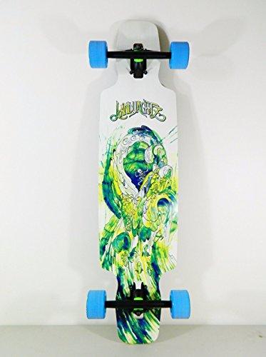 Landyachtz 8.6'' x 36.9'' Drop Carve 37 Freedom Series Longboard Complete by Landyachtz