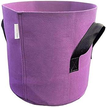 Amazon.com : Bootstrap Farmer Grow Bags 7 Gallon, Purple