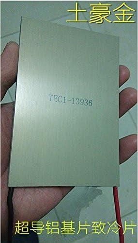 Bolsen Super power super large area semiconductor cooling plate TEC1-13936 superconducting aluminum high temperature grade 80120mm