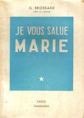 Je Vous Salue Marie: Amazon.com: Books
