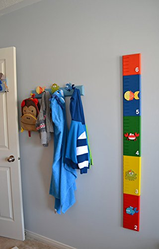 Personalized Wooden Growth Chart