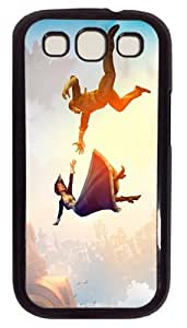 Bioshock PC Case Cover For Samsung Galaxy S3 SIII I9300 Black by lolosakes