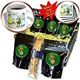 Londons Times Funny Society Cartoons - Martydom - Coffee Gift Baskets - Coffee Gift Basket
