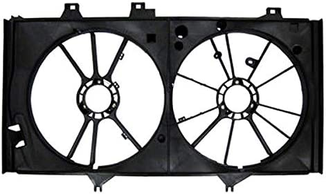 Replace TO3110157 Engine Cooling Fan Shroud