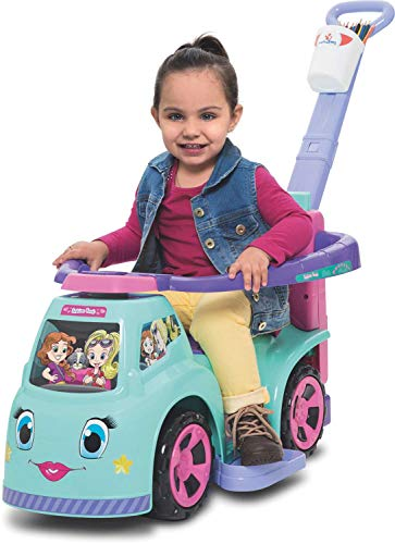 Veiculo para Bebe Big Truck Fashion 3 x 1 Merco Toys