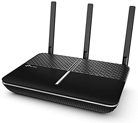 TP-Link AC2300 Wireless WiFi Router | Powerful 1.8GHz Dual-Core Processor | 802.11ac Wave 2 MU-MIMO (Archer (Link Aggregation Switch Gigabit)