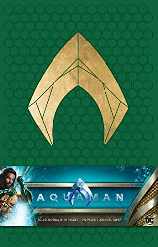 Aquaman Hardcover Ruled Journal (Comics)