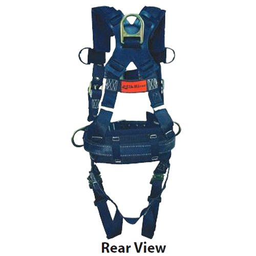 Elk River FireFly Platinum Series Polyester/Nylon 3 D rings Harness with Quick Connect Buckles