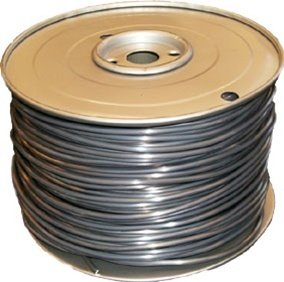 25 Pound Lead Wire Spool - 3/8'' Diameter (9.53 mm) by Roto Metals