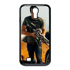 Samsung Galaxy S4 9500 Cell Phone Case Black Mark Wahlberg In Transformers 4 SLI_766283