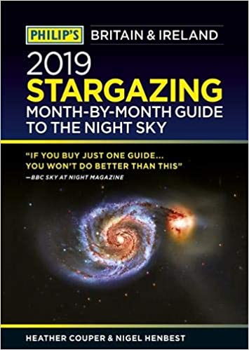Philip's 2019 Stargazing Month-by-Month Guide to the Night