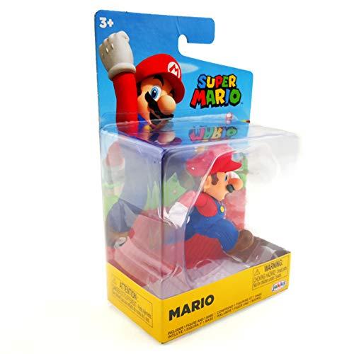 """Nintendo Super Mario 2.5"""" Mario Figure"""