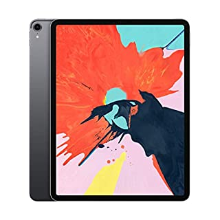 (Renewed) Apple iPad Pro 12.9-inch, 3rd Generation - Wi-Fi, 256GB - Space Gray