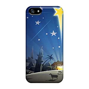 New Arrival Premium 5/5s Case Cover For Iphone (christmas)