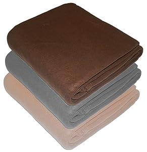 Utopia Bedding Extra soft Fleece Blanket by Utopia Bedding