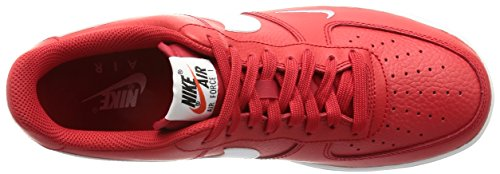 Basketball black 1 Red Men's Shoes Air and White Nike University white Red Force White qxISwnB