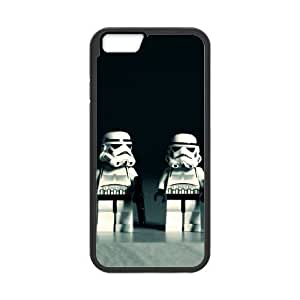 iphone6 plus 5.5 inch Black Star Wars phone case Christmas Gifts&Gift Attractive Phone Case HRN5C322116