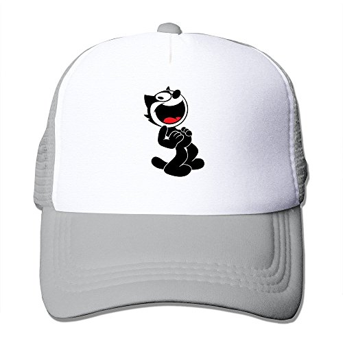 Vintage Felix The Cat Adult Nylon Adjustable Mesh - Marathon Mesh Cap